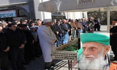 107 Yaşındaki Çınar toprağa verildi