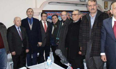 Çaykara-Dernekpazarı Derneği yeni yönetimi belirlendi
