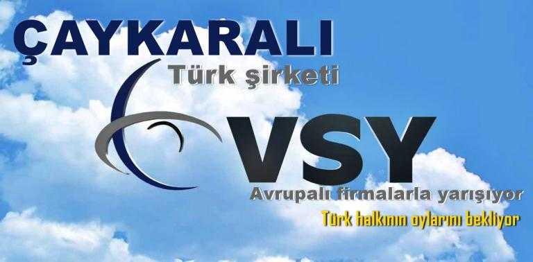 Çaykaralı Türk şirketi Avrupalı firmalarla yarışıyor