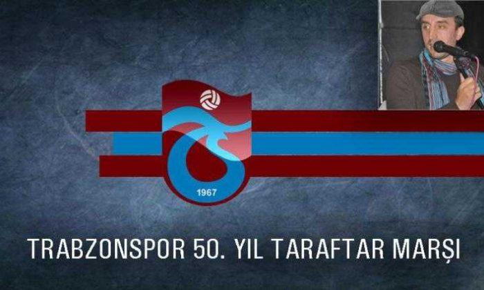Cengiz Selimoğlu'ndan Trabzonspor 50.yıl Taraftar marşı