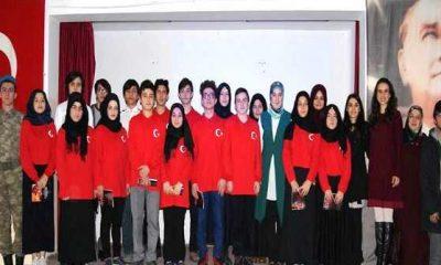 """Çaykara'da """"15 Temmuz Demokrasi Zaferi ve Şehitleri Anma"""" programı"""