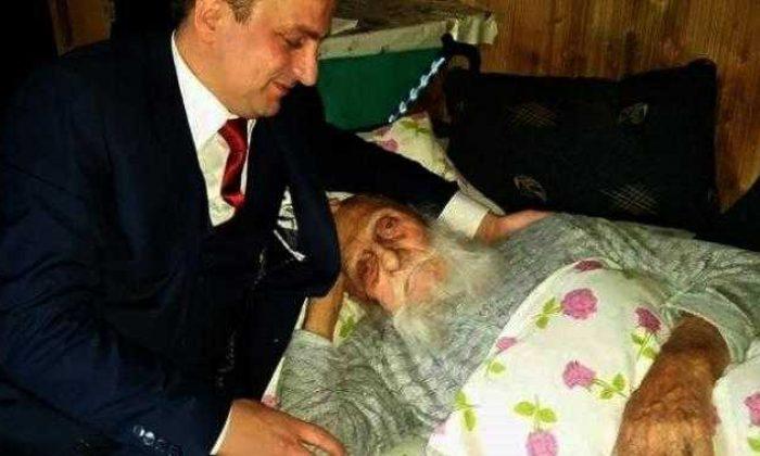 Taşkıran'da Veysel Ağırman vefat etti