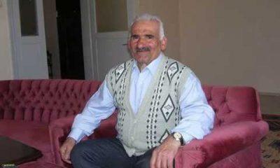 Uzungöl'de Ahmet Hüseyinpaşaoğlu vefat etti
