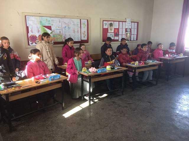 Çaykara Belediyesi Doğu ve Güneydoğu'daki öğrencileri unutmadı 4