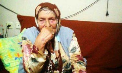 Şahinkaya'da Necmiye Öztaş vefat etti