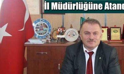 Reşat Karaca Kırşehir Orman İşletme İl Müdürlüğüne atandı