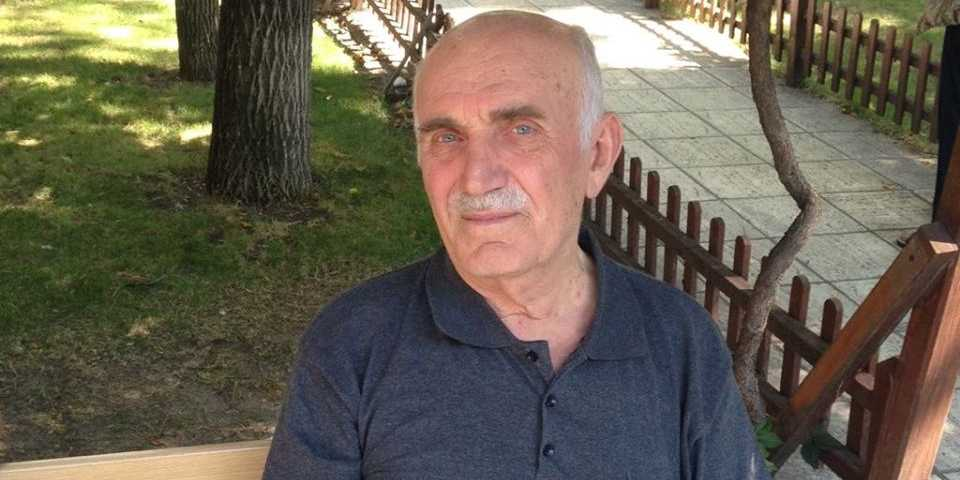 H.Hafız Kibar Koçoğlu Almanya'da vefat etti