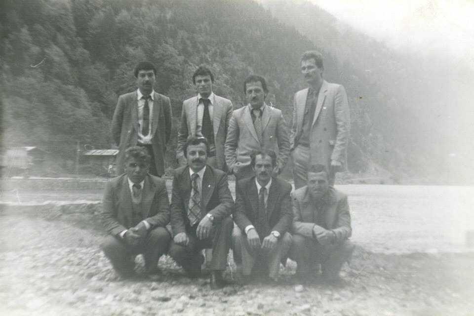 Taşkıran'da Cahit Çelebi Toprağa verildi 5