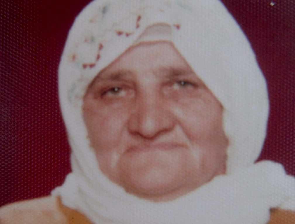 Kırıkhan'da Fatma Ersoy vefat etti