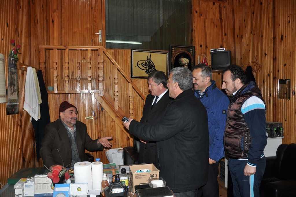Haydar Revi Çaykara'da yeni Anayasayı anlattı 4