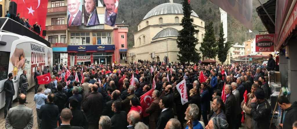 Soylu Muhammet Safitürk'ün katilinin yakalandığını Çaykara'dan duyurdu 1