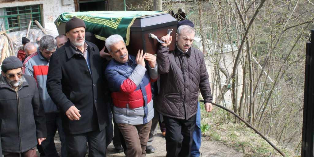 Taşkıran'da Kemal Ağırman Toprağa verildi 10