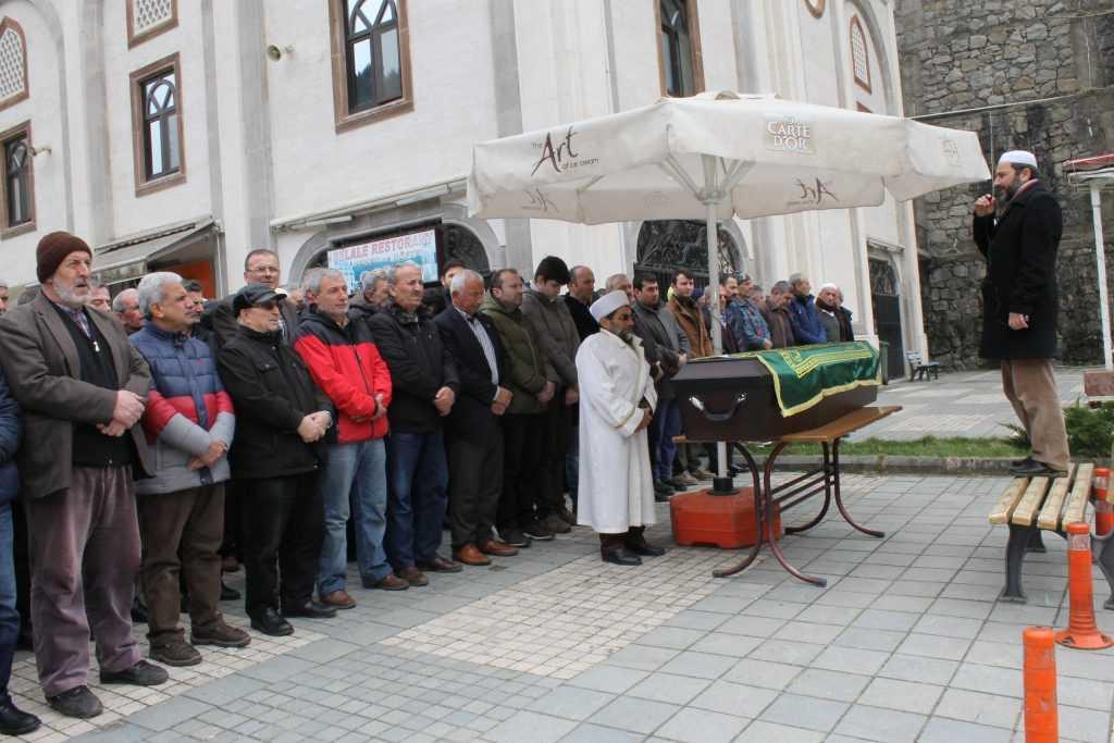 Taşkıran'da Kemal Ağırman Toprağa verildi 3