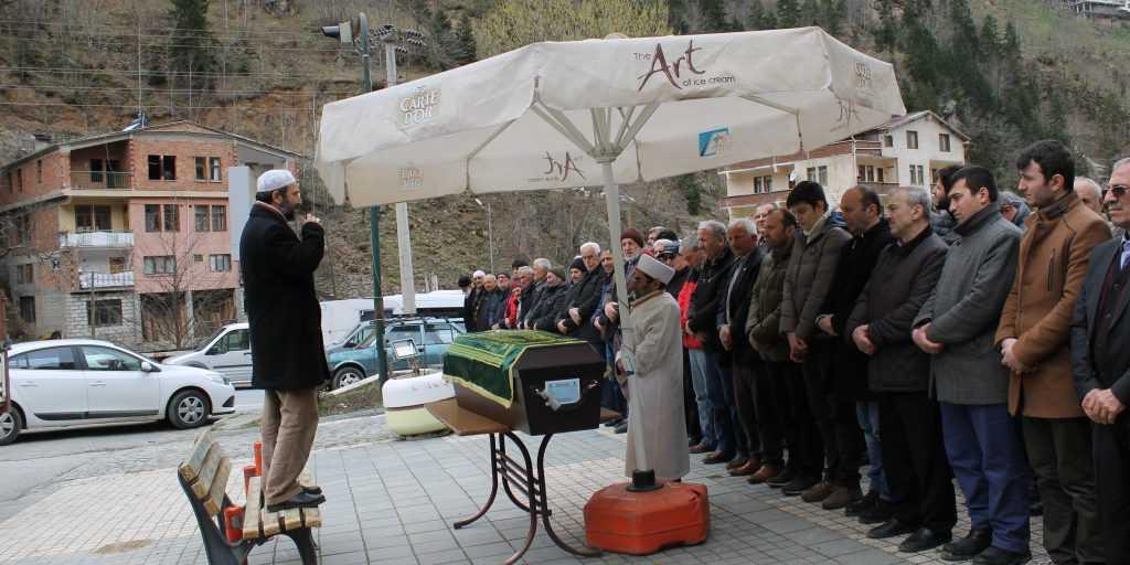 Taşkıran'da Kemal Ağırman Toprağa verildi 4