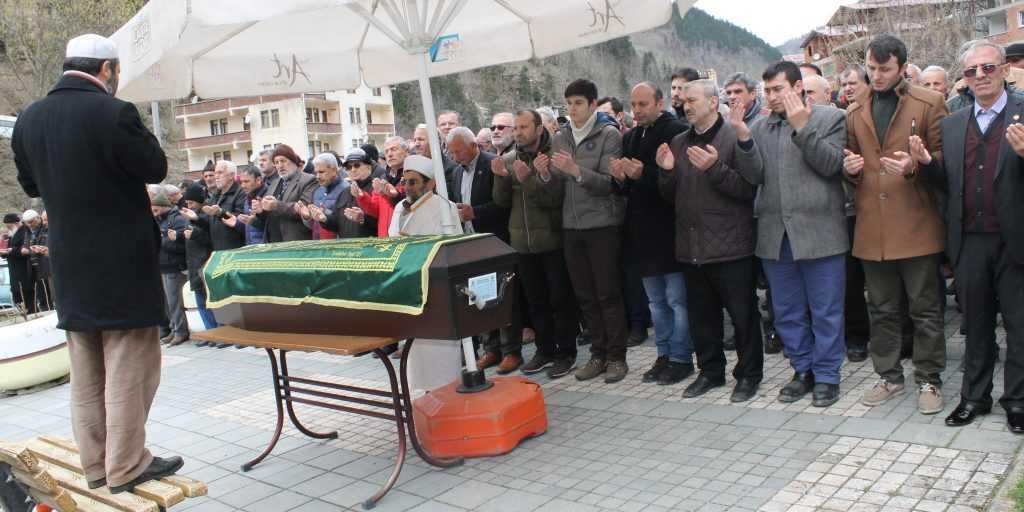 Taşkıran'da Kemal Ağırman Toprağa verildi 7