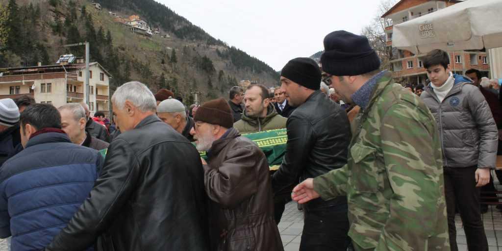 Taşkıran'da Kemal Ağırman Toprağa verildi 8