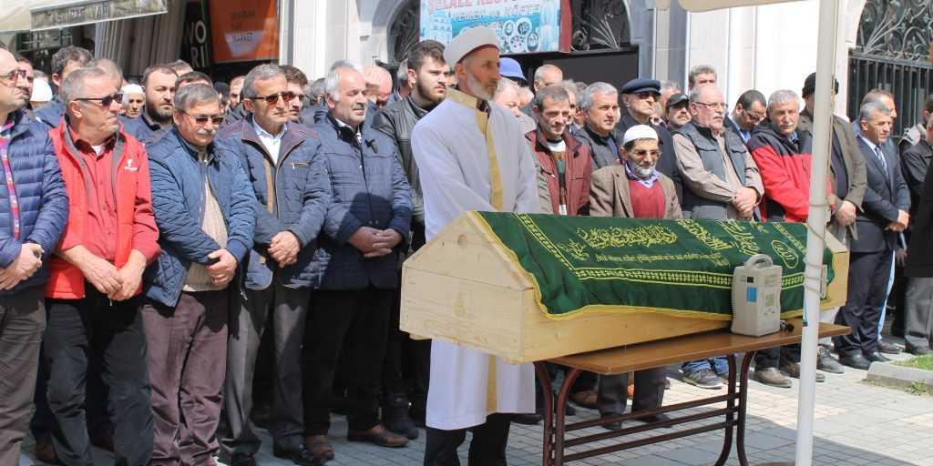 Taşkıran'da Cahit Çelebi Toprağa verildi 11