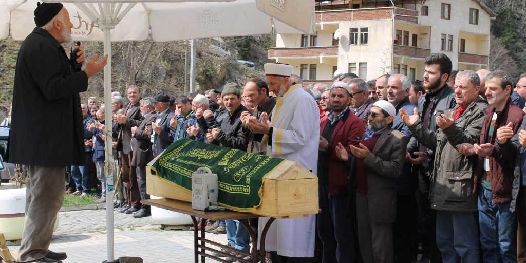 Taşkıran'da Cahit Çelebi Toprağa verildi 14