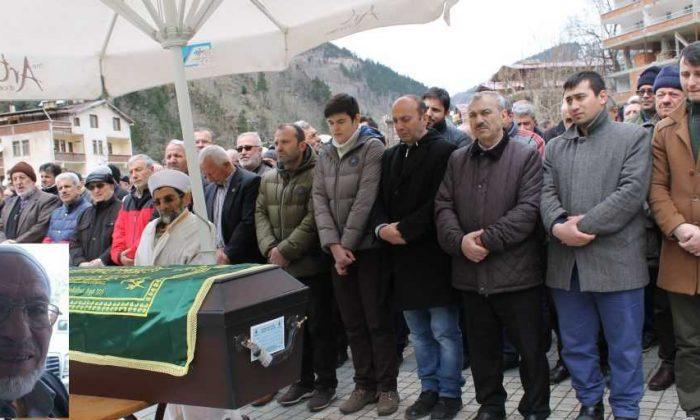 Taşkıran'da Kemal Ağırman Toprağa verildi