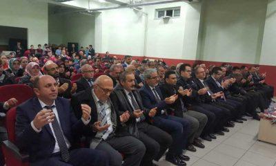 Dernekpazarı'nda Çanakkale Şehitleri törenle anıldı