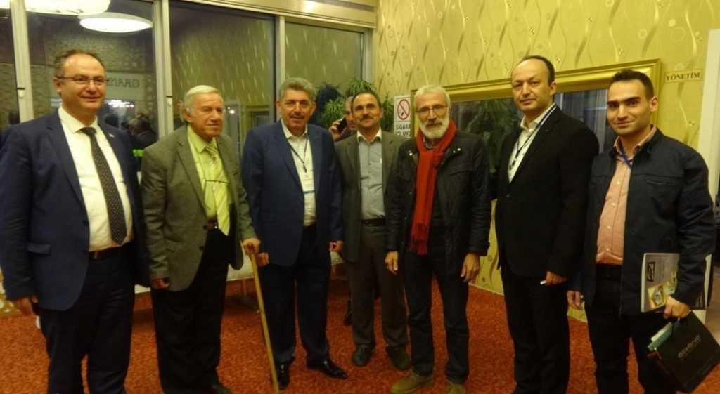 İstanbul'da coşkulu Dernekpazarı Gecesi 3