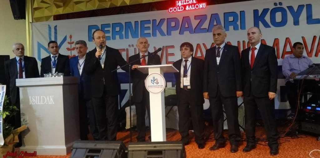 İstanbul'da coşkulu Dernekpazarı Gecesi 4