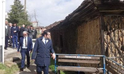Kaymakam Murat Yıldız Holo'daydı