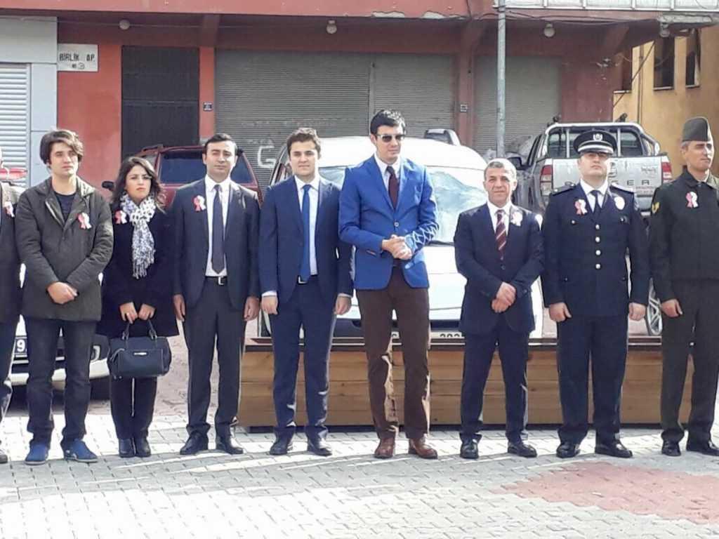 Çaykara'da Türk Polis Teşkilatının 172. Yıldönümü kutlandı