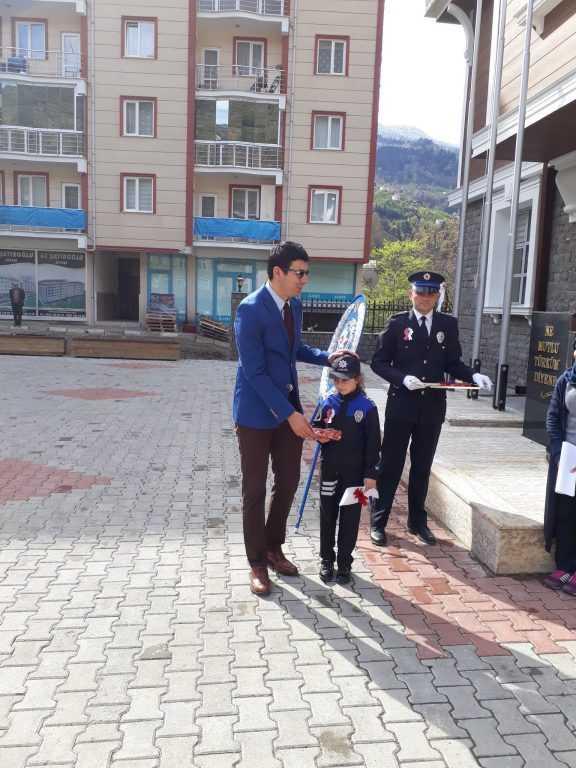 Çaykara'da Türk Polis Teşkilatının 172. Yıldönümü kutlandı 3
