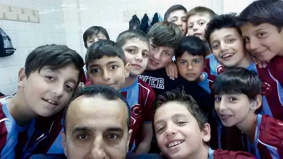 Zeki Bilge İlkokulu futbolda esiyor 2