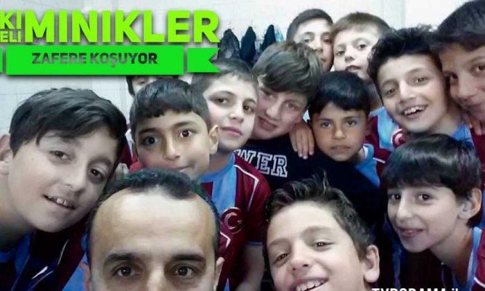 Zeki Bilge İlkokulu futbolda esiyor