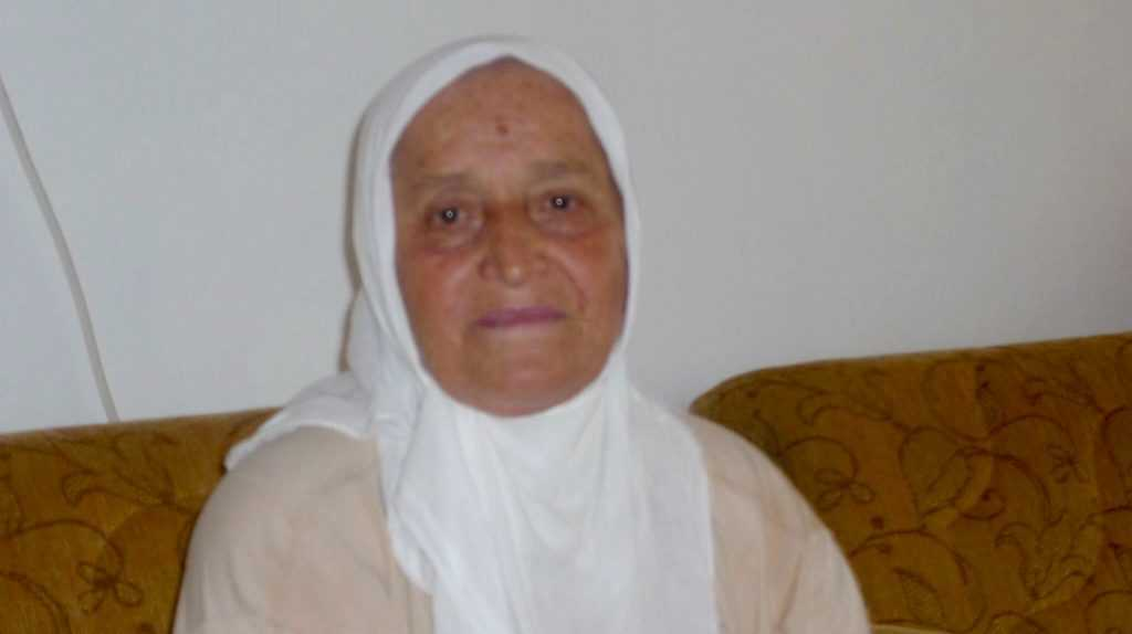 Kırıkhan'da Fatma Ayan vefat etti