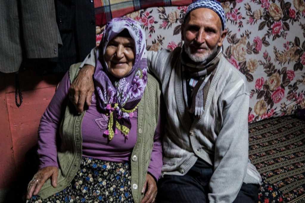 Uzuntarla'da Cevriye Turgut vefat etti