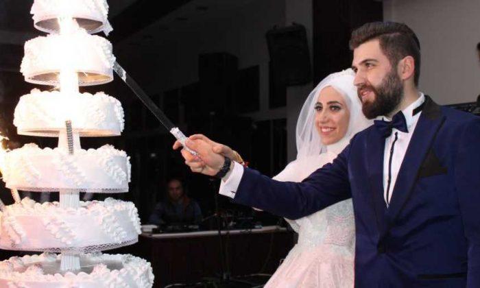 Refik Albayrak'ın oğluna rüya gibi düğün