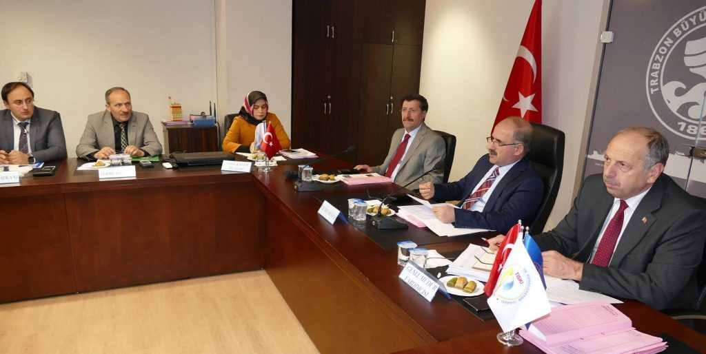 TİSKİ Genel Müdürlüğünün çalışmaları masaya yatırıldı