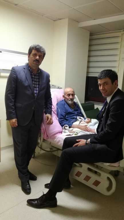 Müftü Ali Fuat Baycan'ın babası vefat etti 1
