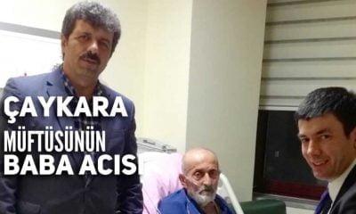 Müftü Ali Fuat Baycan'ın babası vefat etti