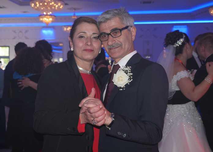 Fransa'da Karadeniz düğünü 16