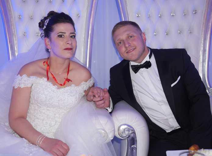Fransa'da Karadeniz düğünü