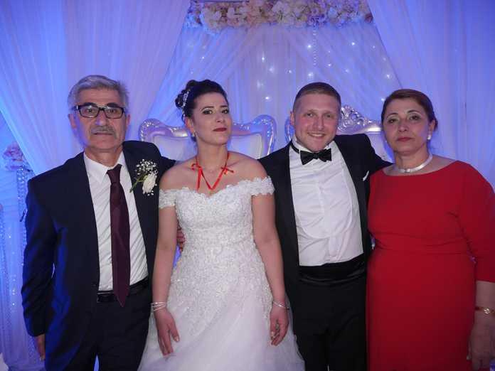 Fransa'da Karadeniz düğünü 19