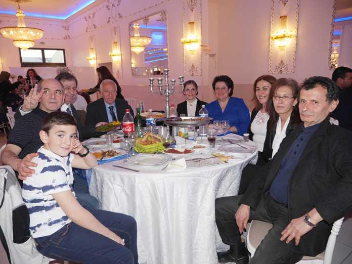 Fransa'da Karadeniz düğünü 3