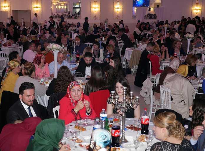 Fransa'da Karadeniz düğünü 4