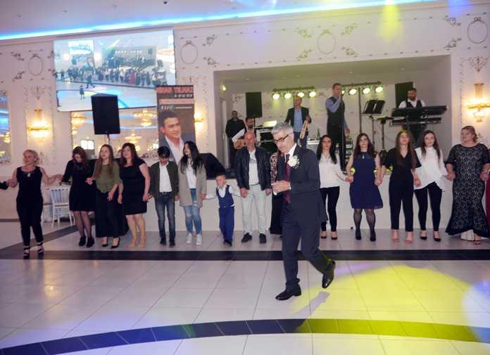 Fransa'da Karadeniz düğünü 10