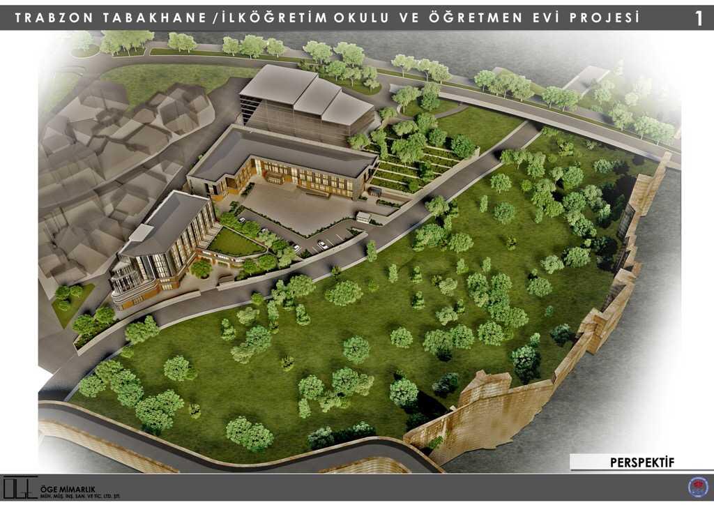 Büyükşehirden Trabzon'un çehresini değiştirecek üç müjde 1