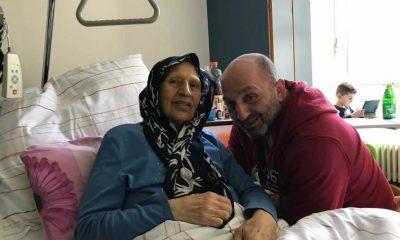Çambaşı Gürpınar'da Ayşe Öztürk vefat etti