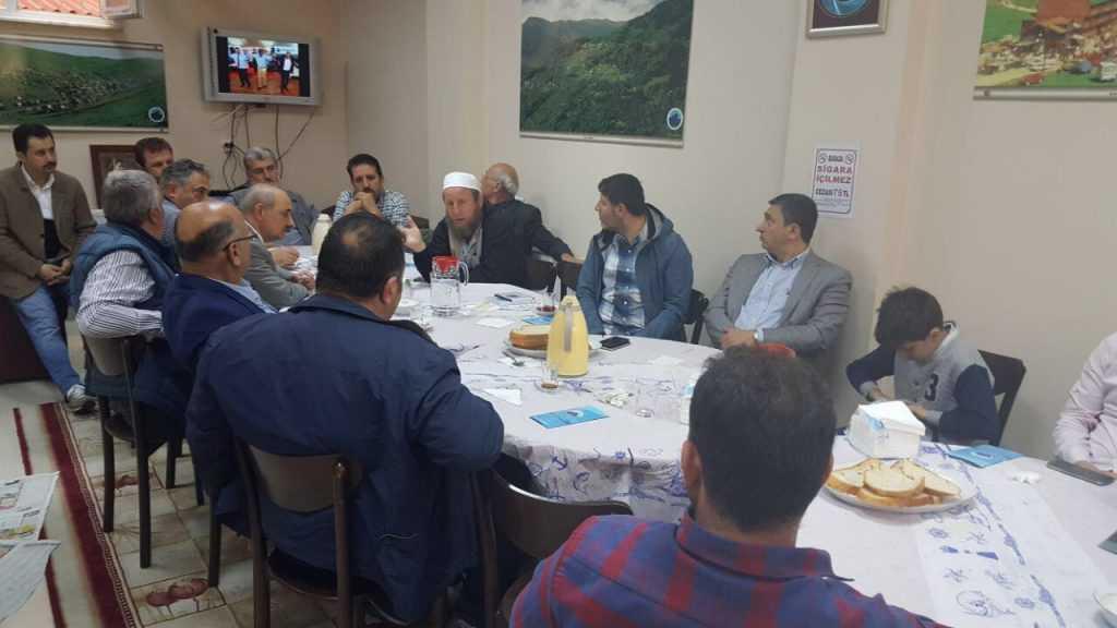 İstanbul'daki Şahinkayalılar Derneği yeni lokaline taşındı 2