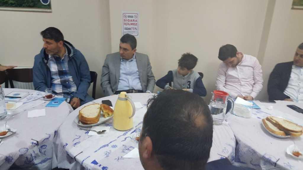 İstanbul'daki Şahinkayalılar Derneği yeni lokaline taşındı 3