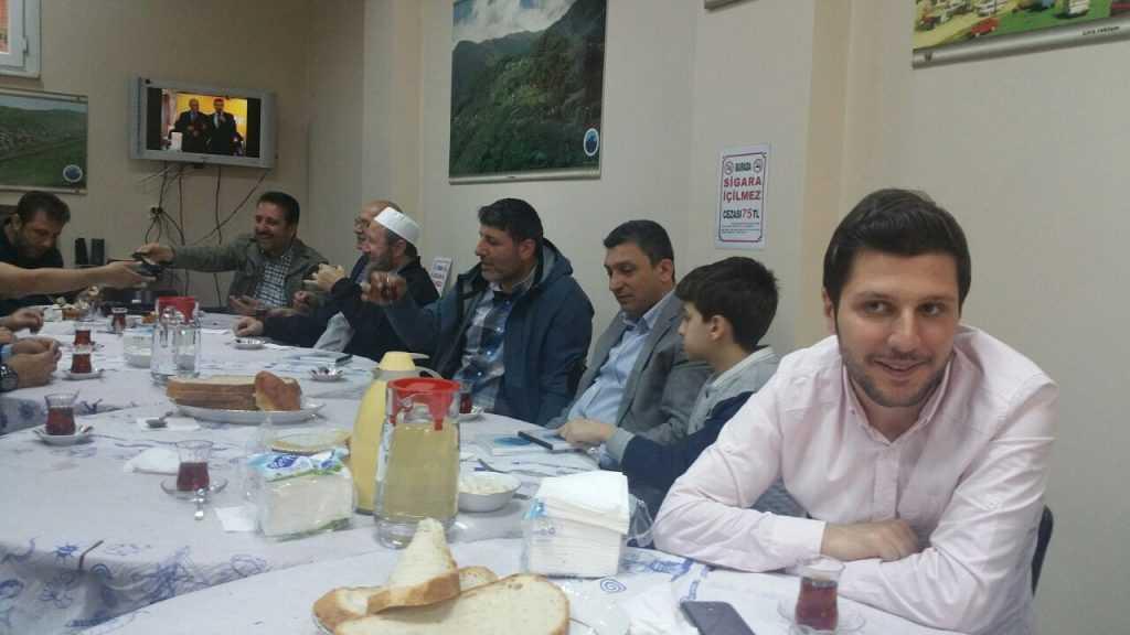 İstanbul'daki Şahinkayalılar Derneği yeni lokaline taşındı 4