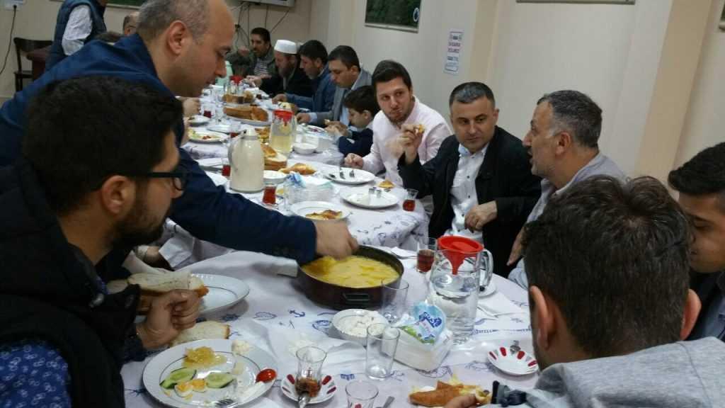 İstanbul'daki Şahinkayalılar Derneği yeni lokaline taşındı 6