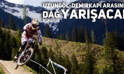 Uzungöl-Demirkapı arasında dağ bisikleti yarışları yapılacak
